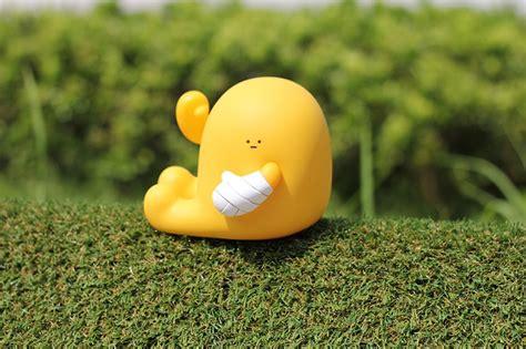 I Am Ok Figure Set By Fluffy House And Bubi Au Yeung vinyl pulse bubi au yeung x fluffy house i am ok