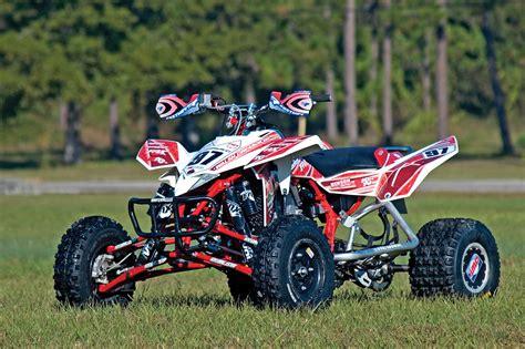 Suzuki Racing Atv Project Atv Walsh Race Craft Honda Suzuki 450 Dirt