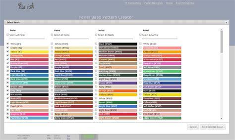 color pattern creator color palette hiking dave krysanthe
