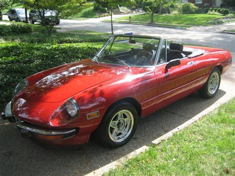 1974 Alfa Romeo Spider For Sale by 1974 Alfa Romeo Spider For Sale 1875070 Hemmings Motor News