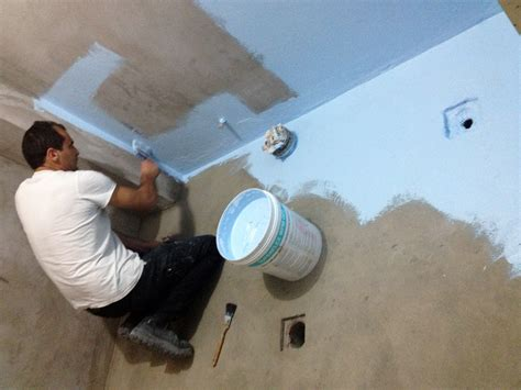 how to waterproof a bathroom before tiling bathroom tiling waterproofing alba tiling sydney
