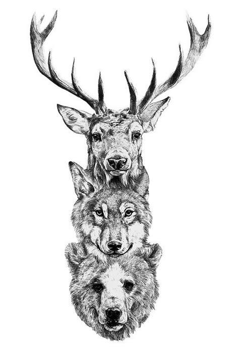 animal tattoo pen amazing wolf tattoo designs and ideas tattoolot