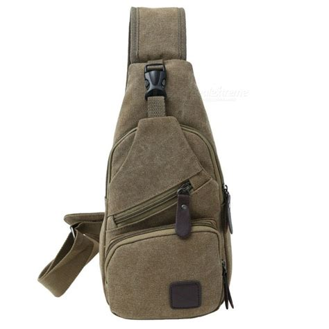 Best Seller Xiaomi Multifunctional Crossbody Sling Bag Tas Selempang stiucce 502 canvas sling shoulder bag backpack crossbody chest rucksack for sports travel