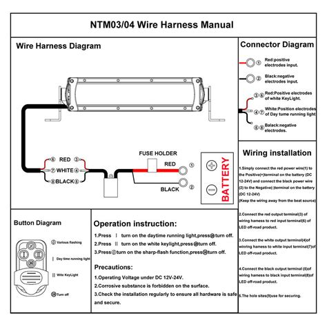 work light wiring diagram wiring diagram with description