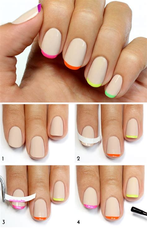 easy nail art hacks you can do on yourself 10 brilliant easy nail art hacks that you can do yourself