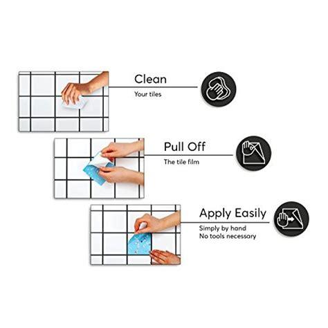 stickers piastrelle piastrelle pellicola adesive mosaico bagno sticker