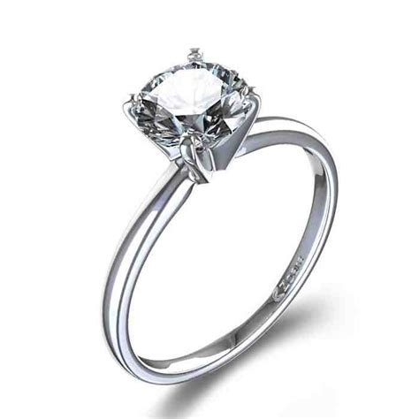 platinum solitaire engagement ring wedding and bridal