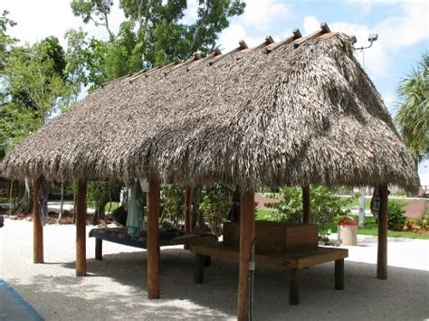 Chiki Hut Chickee Hut Two And A Half Months In Florida