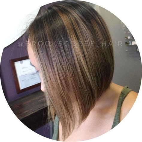 how to style an aline bob when you have fine thin hair 22 most popular a line bob hairstyles pretty designs