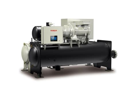 water cooled centrifugal chiller cve series tosot