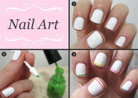 nail art tutorial wikihow spring nail art tutorials for women pretty designs