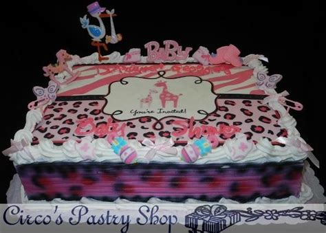 Pink Leopard Baby Shower Theme by 17 Best Images About Baby Shower Ideas On Pink