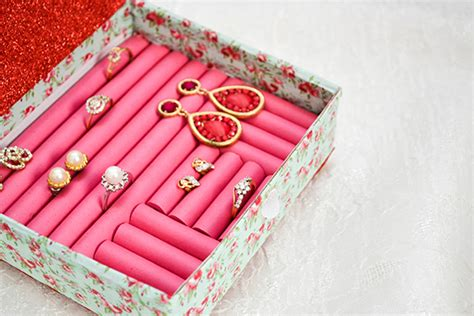 how to make ring holder for jewelry box 25 cool diy ideas for a jewelry holder guide patterns