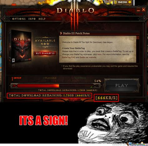 Diablo 3 Memes - diablo iii satan by harrisrwe meme center