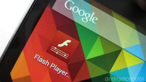 how to install flash player on android how to manually install adobe flash player on your android device android central