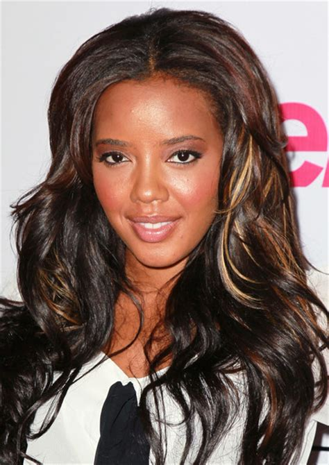 Angela Simmons Hairstyles by Angela Simmons Hairstyles 2013 Www Pixshark Images