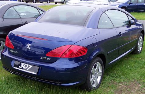 peugeot 307 new auto car reviews new peugeot 307 cc cars wallpapers