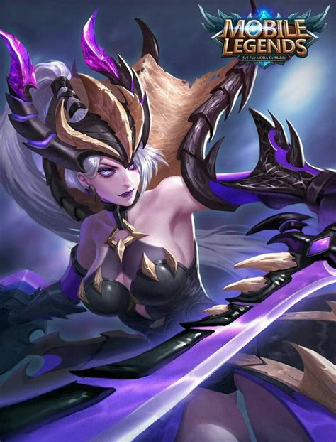 anime mobile legend mobile legends freya skin mobile legends