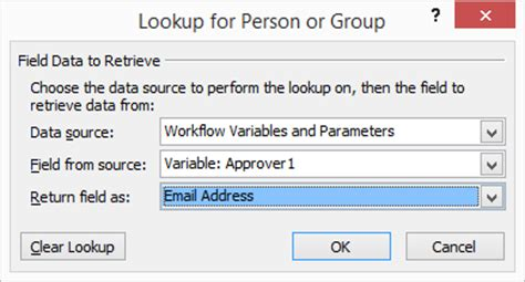 define workflow lookup how to create a sharepoint approval workflow with 3