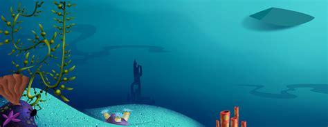 wallpaper underwater cartoon cartoon underwater ocean background www imgkid com the