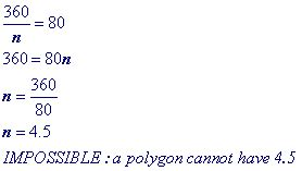 Formula For Interior Angle Of A Polygon by Polygons Formula For Exterior Angles And Interior Angles