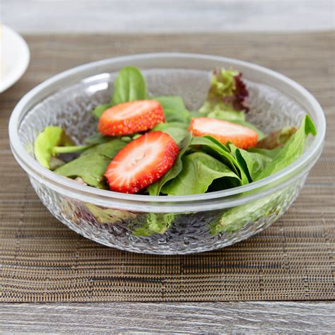 1 oz bowl carlisle sb6607 14 1 oz pebbled serving salad bowl