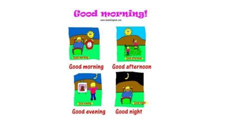imagenes en ingles de saludos saludos y despedidas en ingl 233 s