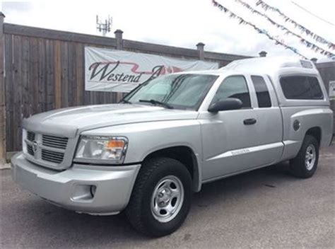 dodge dakota 2008 for sale 2008 dodge dakota ottawa ontario used car for sale