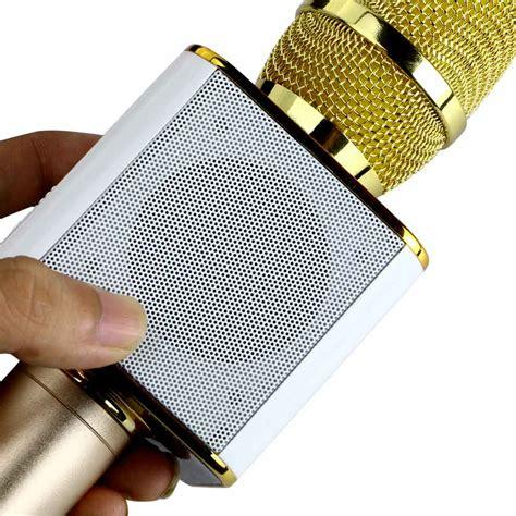 Mic Karaoke Bluetooth Q7magic Karaoke Bluetooth Q7 T2709 q7 wireless handheld ktv karaoke microphone player bluetooth speaker for iphone ebay