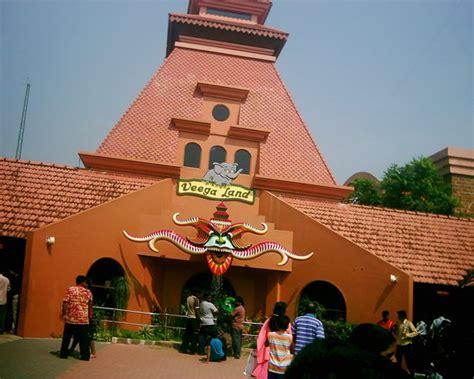 theme park kerala vegaland entrance picture of wonderla amusement park