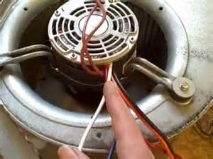 anatomy of a blower motor replacement youtube