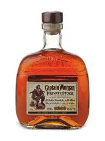 Captain S Table Rhum Captain Morgan Private Stock Lcbo