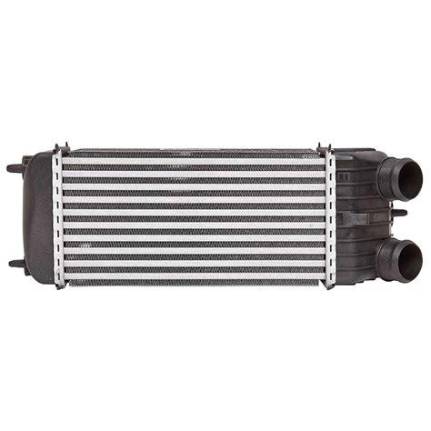 peugeot 207 sw 1 6 hdi hella intercooler charge air cooler