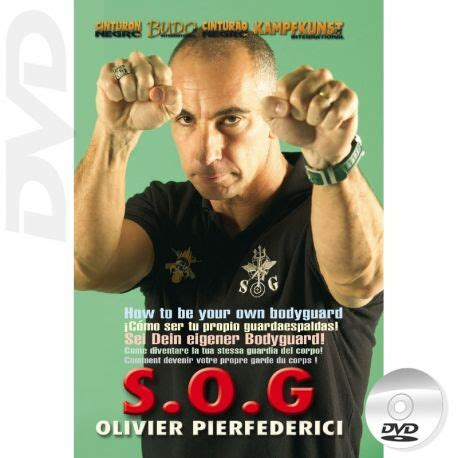 dvd sog how to be your own bodyguard self defense system