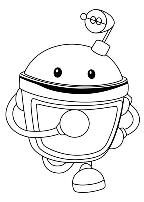 Team Umizoomi Coloring Pages To Print   Coloring Pages