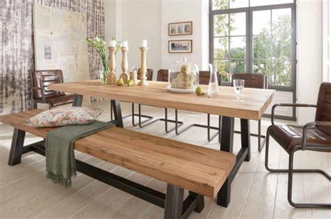 Grande Table En Bois by Table En Bois Massif Haut De Gamme En 27 Photos