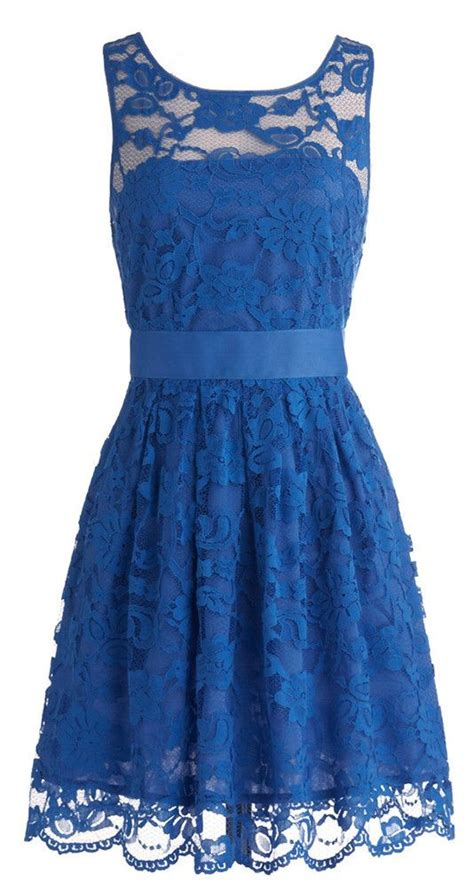 Blue Royal Lace Dress 43564 how to wear a royal blue lace dress howto wear