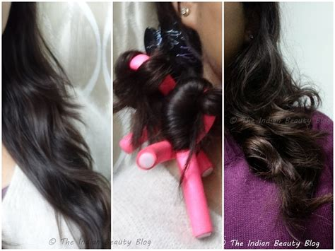 Hair Curlers Overnight by Bendy Curlers For Hair No Heat Curling The Indian