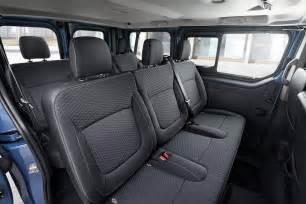 Opel Vivaro Interior 2015 Opel Vivaro Tourer Pack Details Machinespider