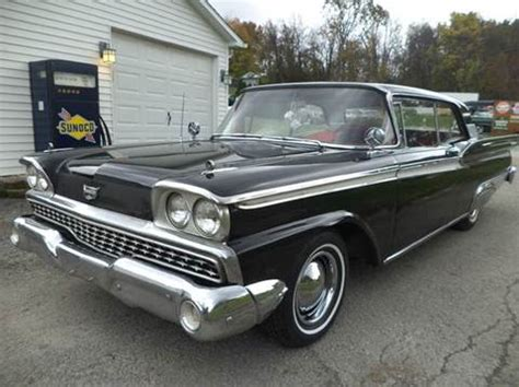 1959 ford galaxie for sale carsforsale com ford galaxie 500 for sale carsforsale com