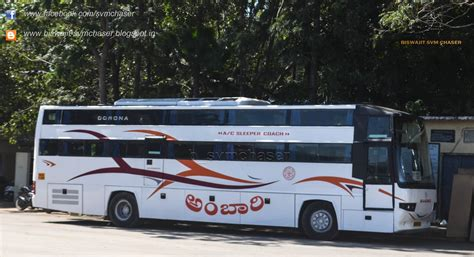 Ksrtc Sleeper Booking by Ksrtc Ambaari Corona Ac Sleeper Svmchaser