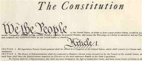 which section of the constitution begins with we the people the best constitution in the world f f info 2017