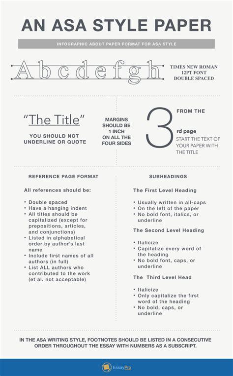 write  asa style paper essaypro