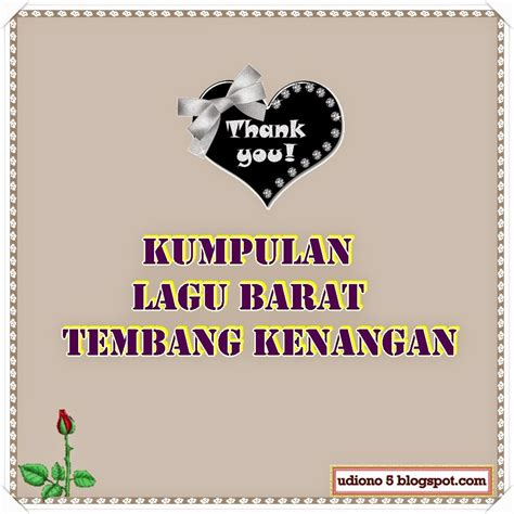 download mp3 barat love song gratis kumpulan lagu barat tembang kenangan download lagu