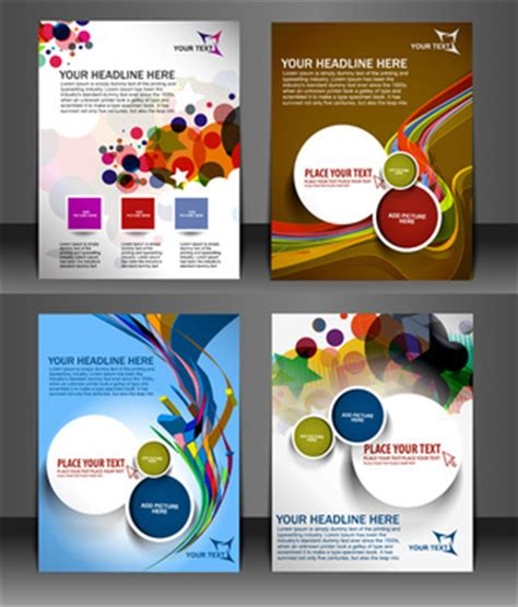 adobe illustrator flyer template free adobe illustrator template flyer vector downl on