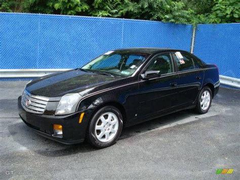 cadillac cts 2006 black 2006 black cadillac cts sedan 13376439 gtcarlot