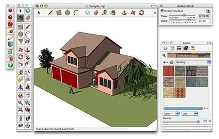 online architecture software tij1o sketchup