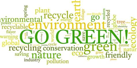 5 simple green tips for your home or business