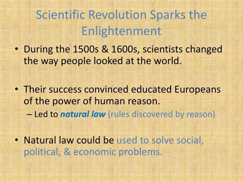 the revolution from enlightenment to tyranny books ppt the enlightenment 1700 1800 powerpoint