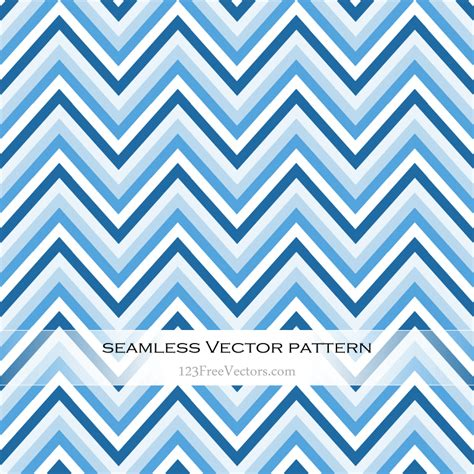 chevron pattern ai blue chevron pattern background illustration download
